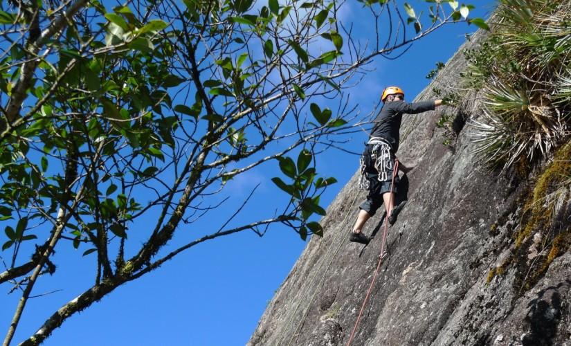 Rock Climbing Course Curitiba