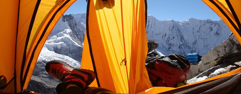 Trekking booking form