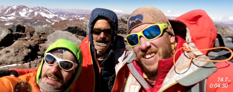 Andes+:summitsincludingunclimbedmountains