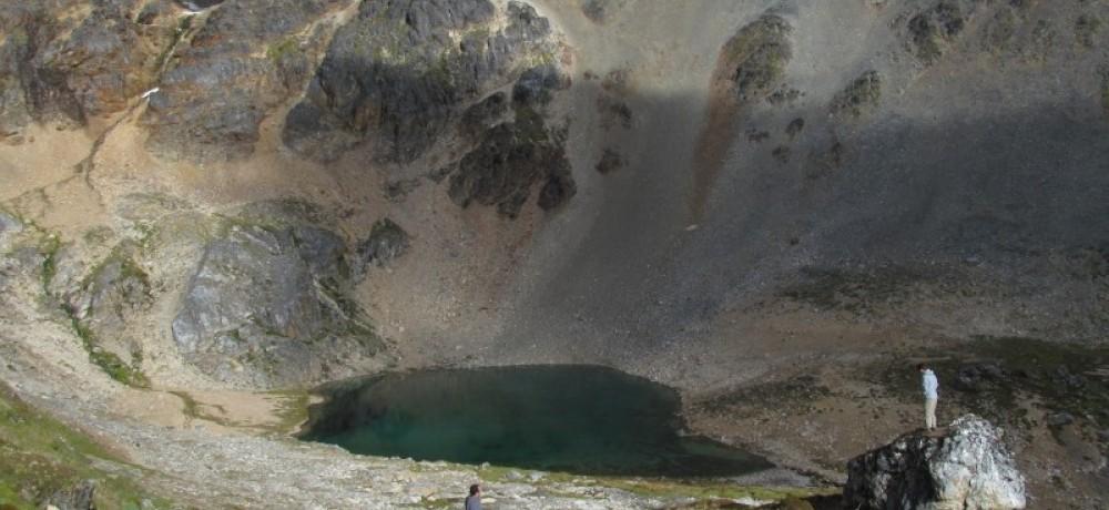 Cabrajal Laguna Turquesa