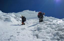 At Kangchenjunga, Nepal